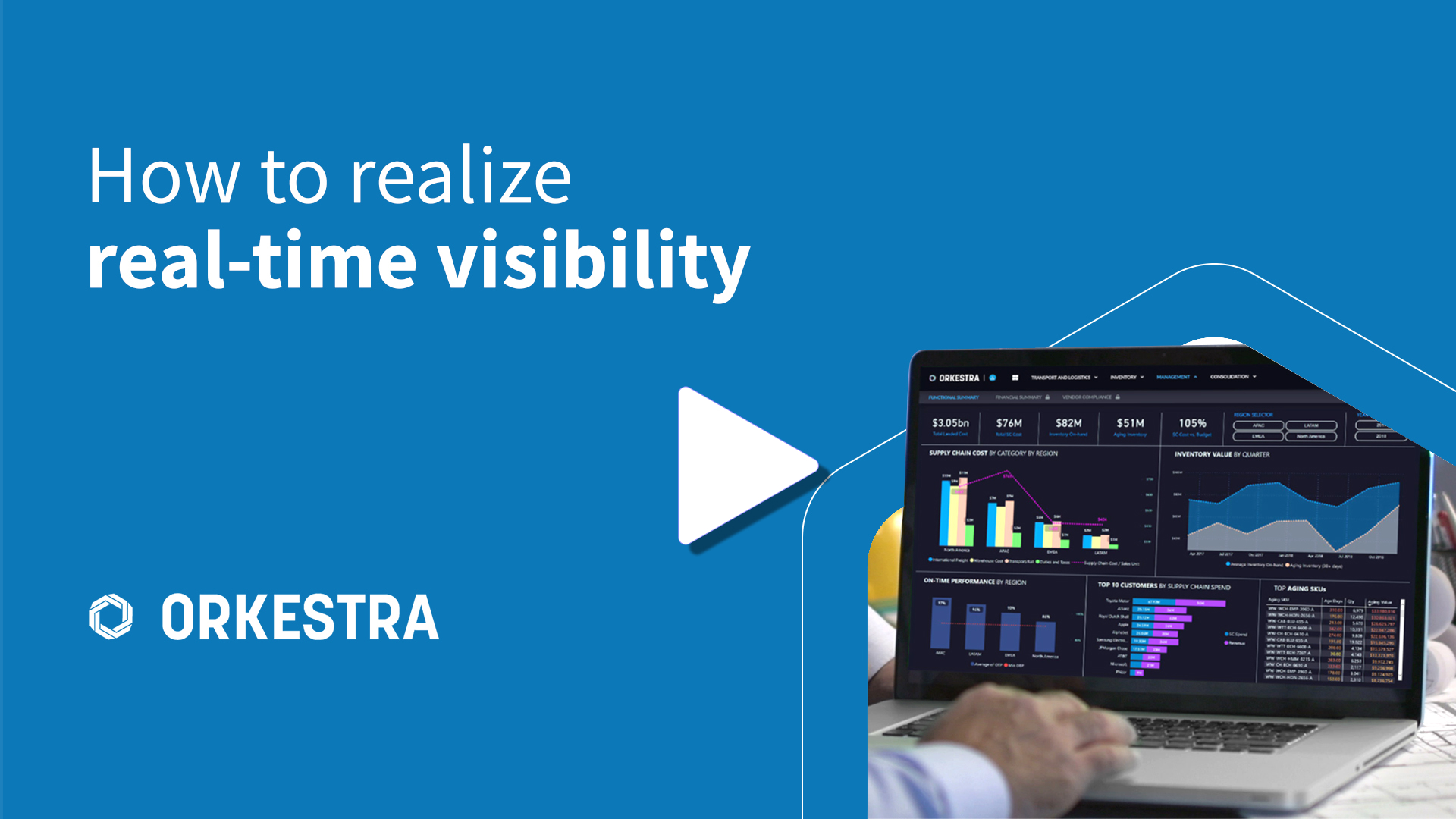 Understand how your business can realize supply chain visibility.