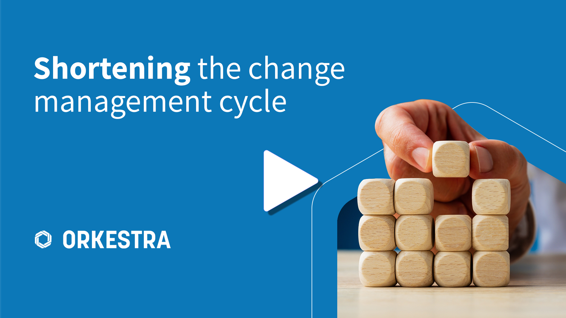 Understand how to shorten the change management cycle in your business to ensure you have the people who can push a digital transformation.