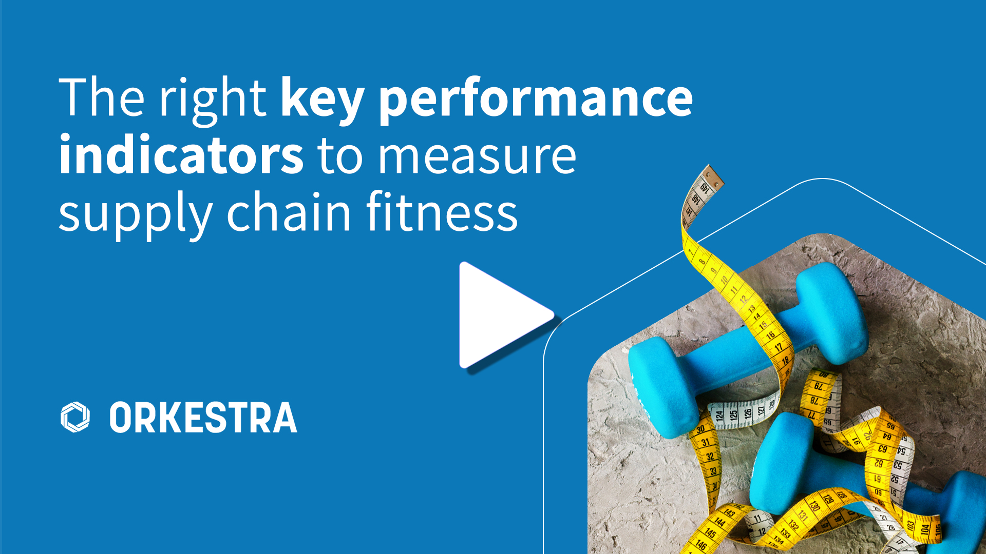 KPI's are key to understanding your business metrics - learn which ones you should be looking at to measure your business's supply chain fitness.