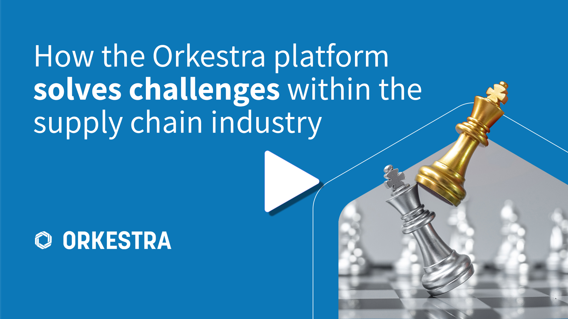 Understand how our orchestration platform solves key problems within global supply chains.
