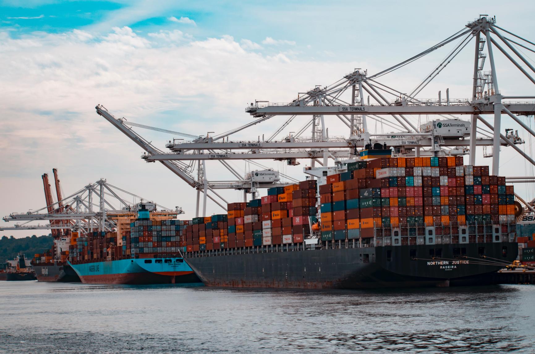 Access your Ocean Freight Assessment