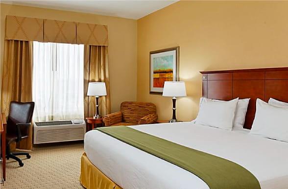 Holiday Inn Express rooms