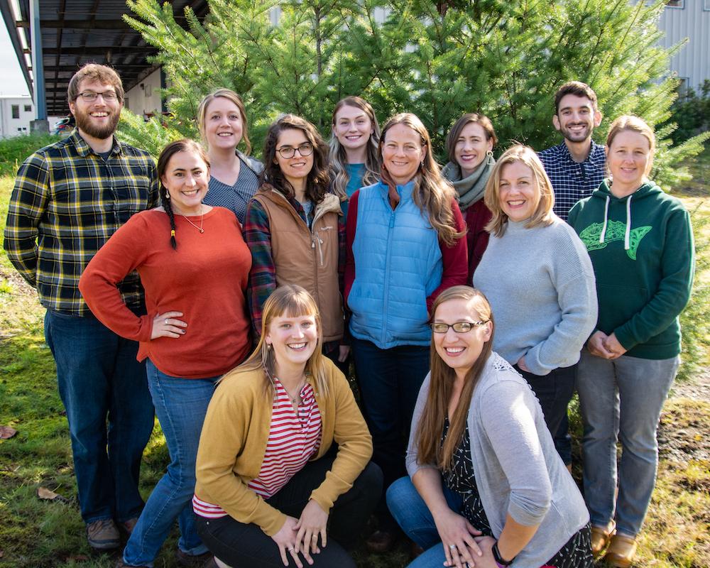 TCD staff photo