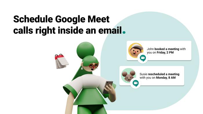 Gmelius Google Meet integration