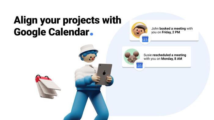 Synchroniser l'agenda Google avec Gmelius