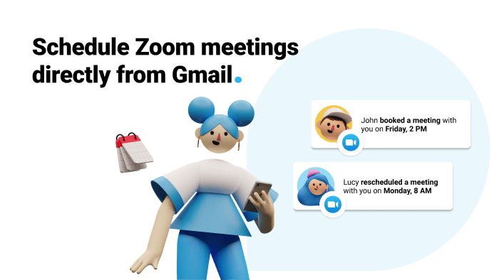 Integrate Zoom with Gmail