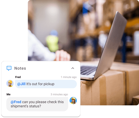 Flooded inboxes are slowing logistics teams down