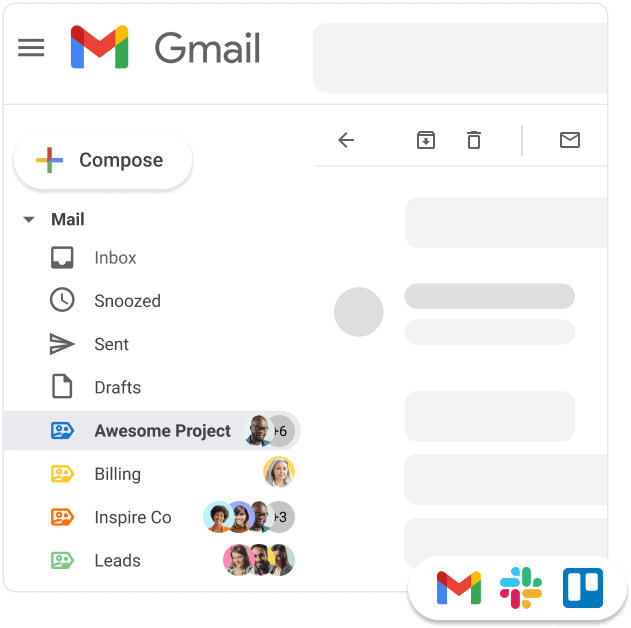 Gmail Labels Sharing