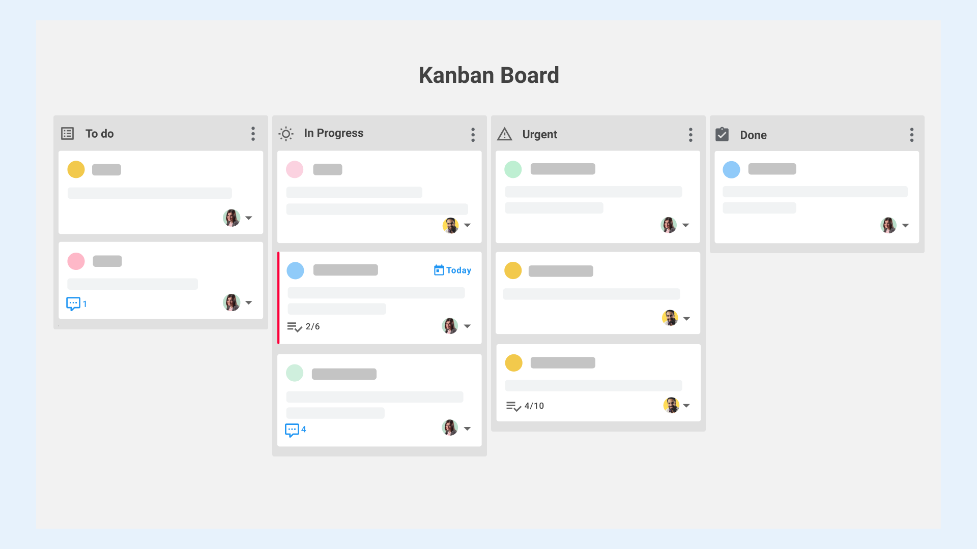 What is a Kanban Board?
