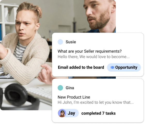 Sync your project management tool with kanban boards in Gmail