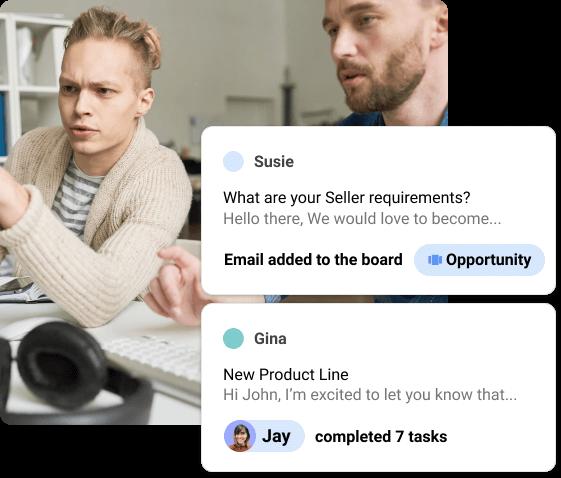 Synchronisez votre outil de gestion de projet avec les tableaux kanban dans Gmail