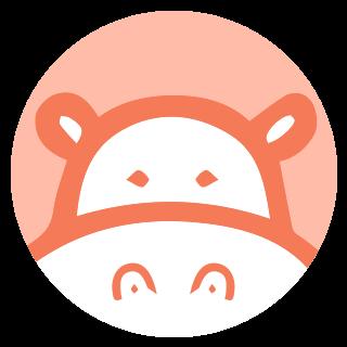 Hippo Video Logo
