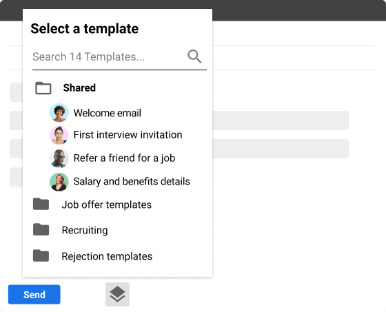 Email Templates in Gmail