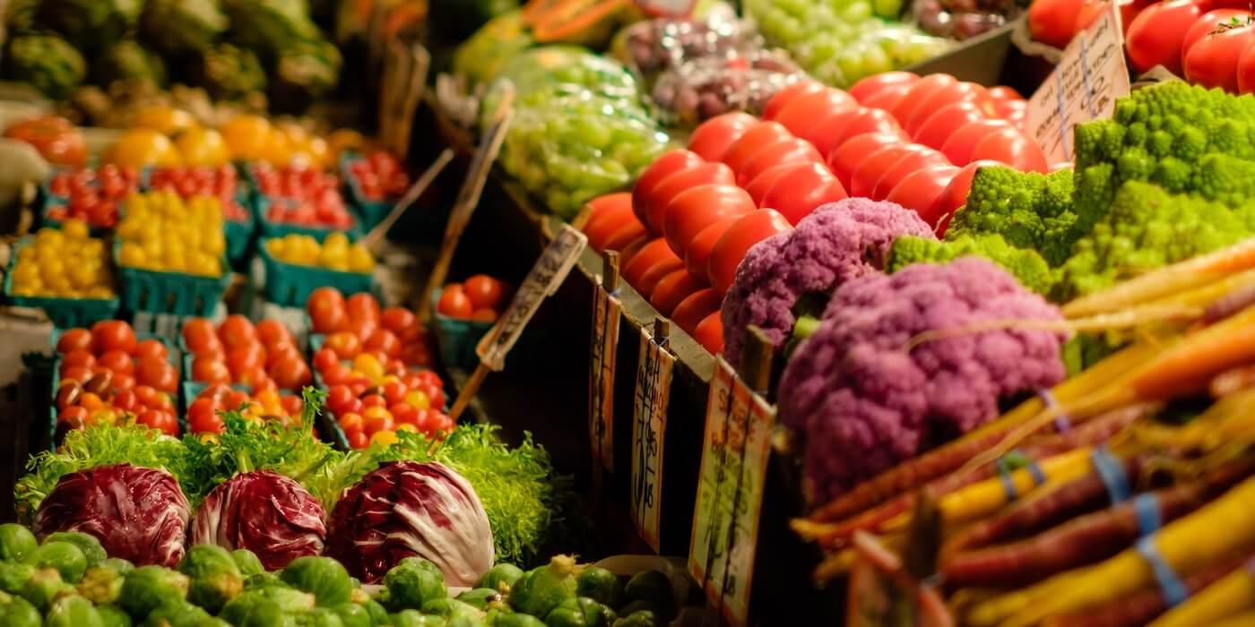 Frisches Gemüse | Thomas Le - Unsplash