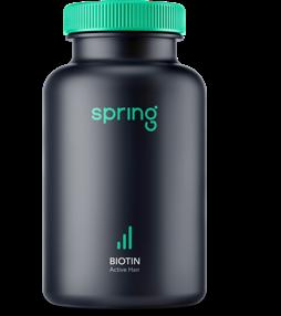 Spring Biotin Kapseln 60 Stück