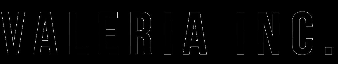 Valeria Inc. Logo