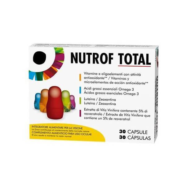 NUTROF Nahrungsergänzung