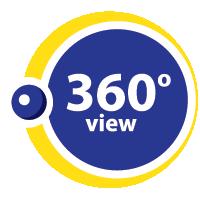 360 degree view icon