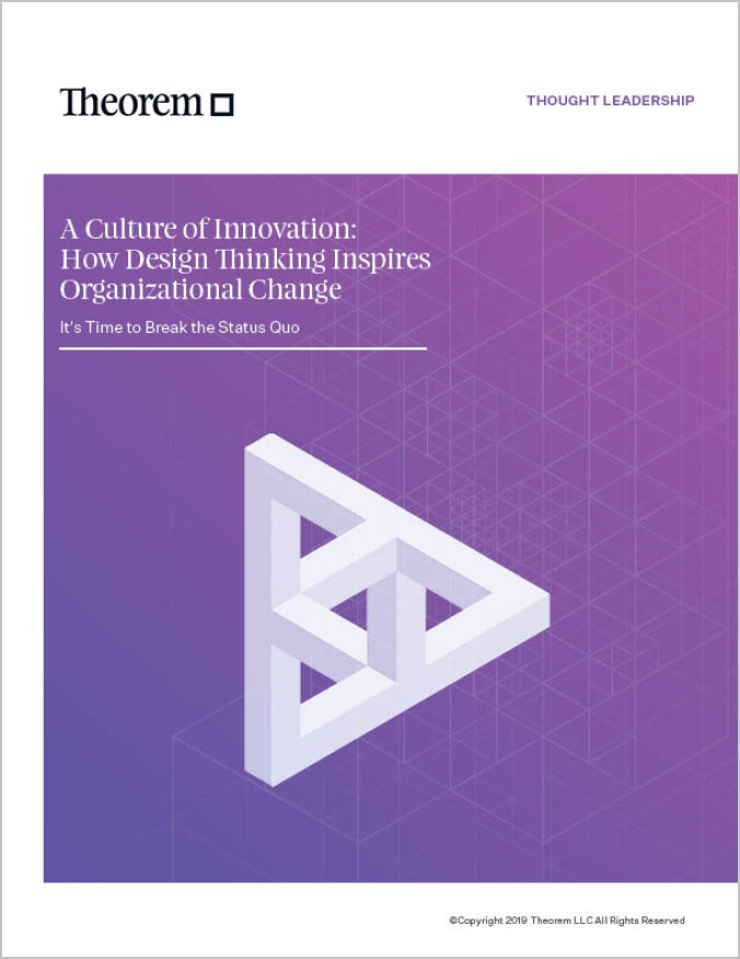 Design Thinking: A fresh, agile approach to problem-solving