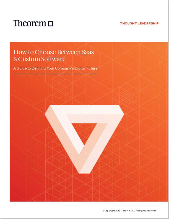 How to Choose Between SaaS & Custom Software