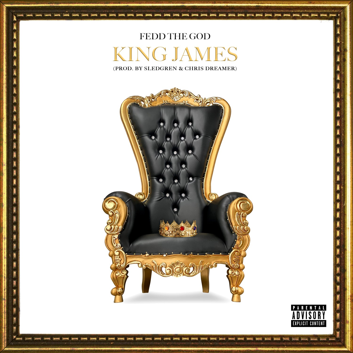 King James by Fedd the God