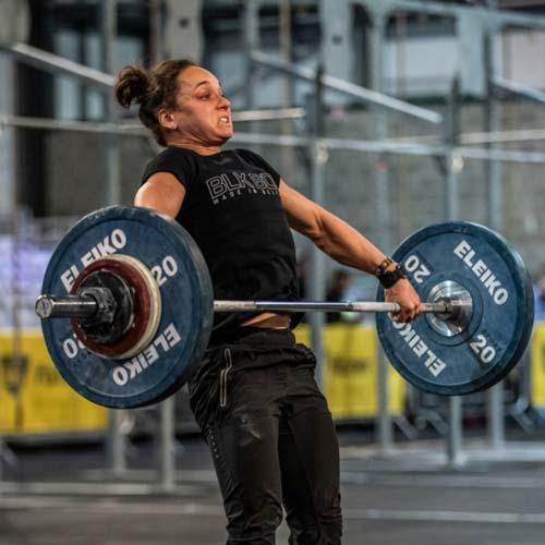 Emma McQuaid Testimonial Picture For Fitr Training