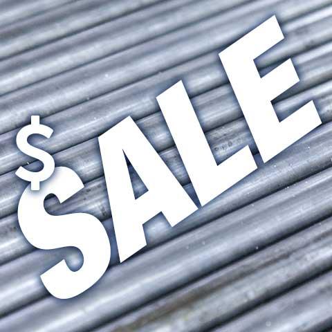 Metals On Sale