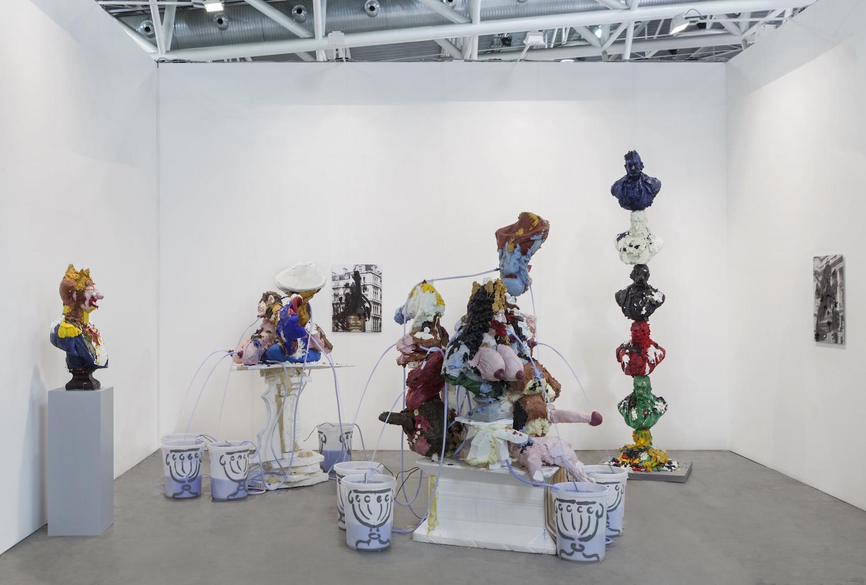 Jamie Fitzpatrick, Artissima, 2016. Installation view. Photographer: Sebastiano Pellion di Persano.