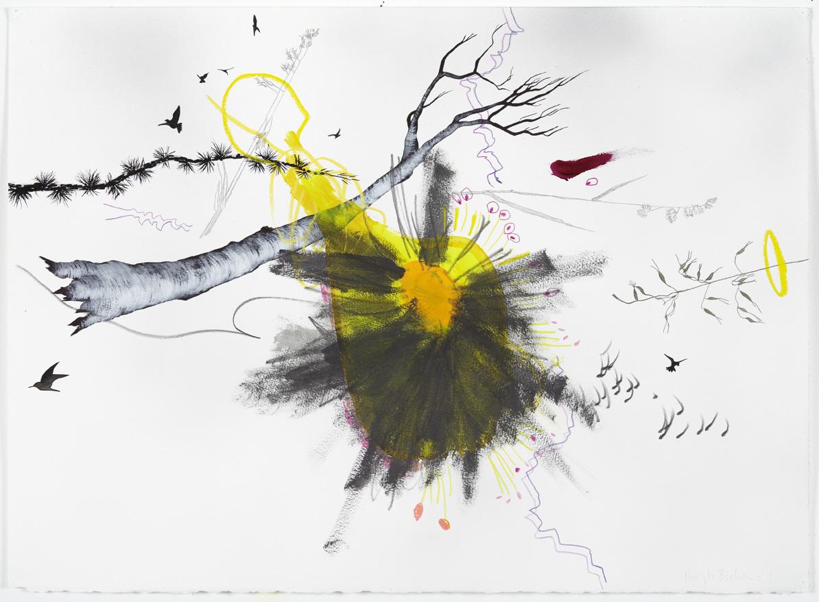 Benny Droscher, New paperworks, 2009