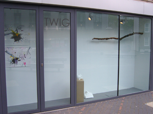 Twig exhibition, 2011