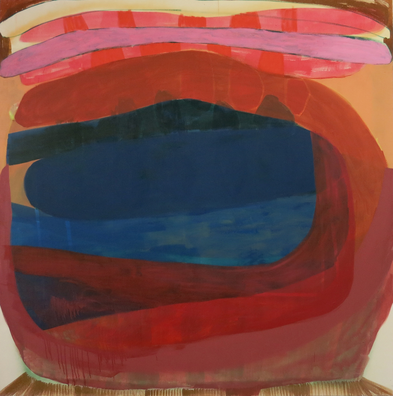 Sara Gassmann, KLUGER HANS III, 2016. Glazed ceramic, 14 x 27 x 14 cm.