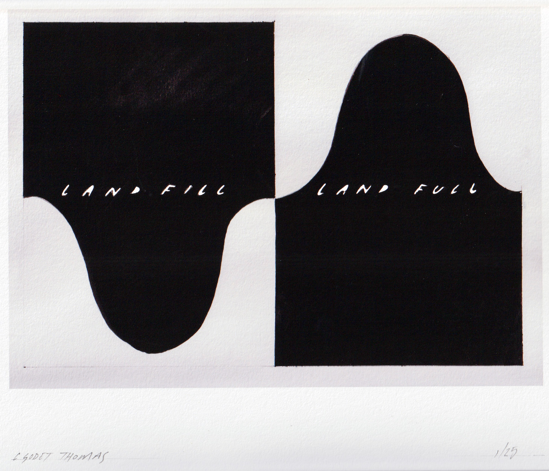 Charlie Godet Thomas, Old Highs New Lows, 2020. Gicleé print onHahnemühle Photo Rag. 22 x 26 cm. Edition 25 (+2 AP).
