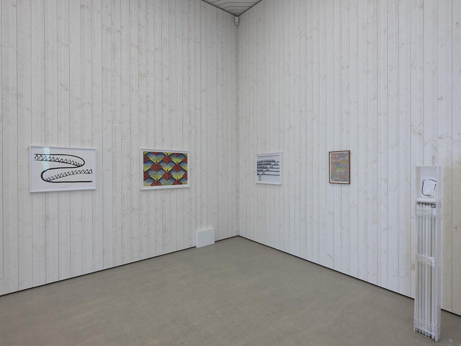 Sam Porritt at Nidwaldner Museum, Stans, CH