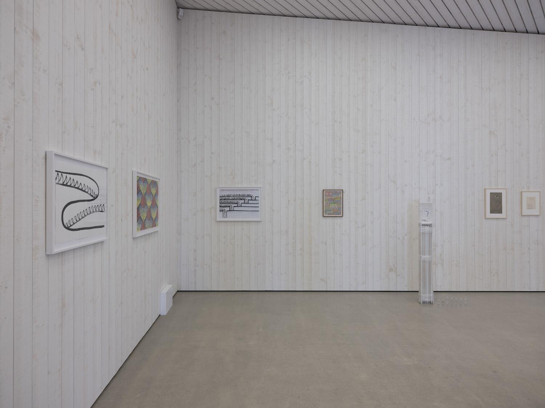 Sam Porritt, Annemarie von Matt - widerstehlich, 2020. Installation view. Nidwaldner Museum, Stans, CH. Photographer: Christian Hartmann.