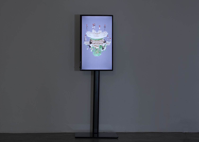 Kara Chin, Re-Enchanted Matter, 2020. Installation view. APT Gallery, London, UK.