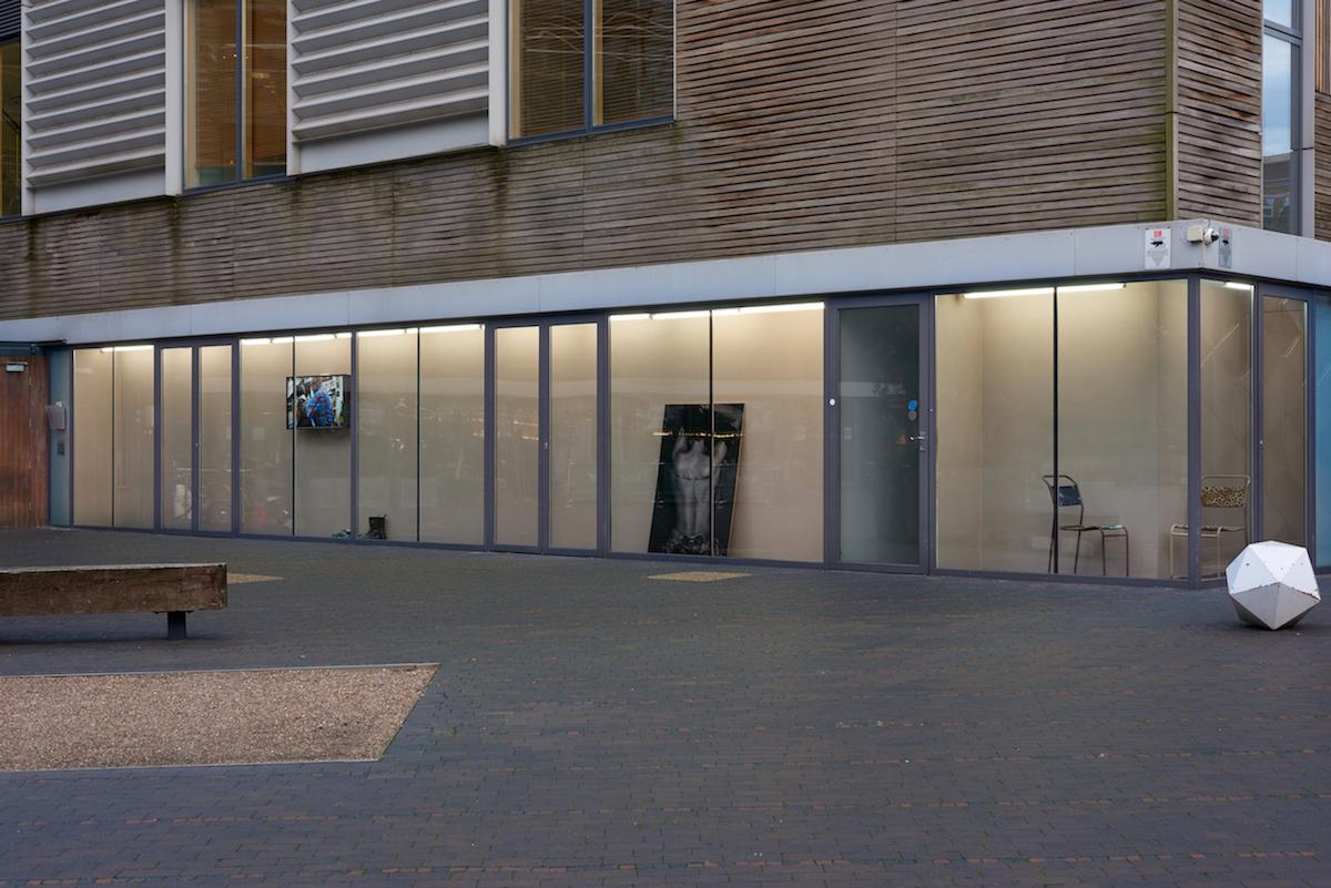 Rene Matić, Born British, Die British, 2020. Installation view. VITRINE, London. Photographer: Jonathon Bassett.