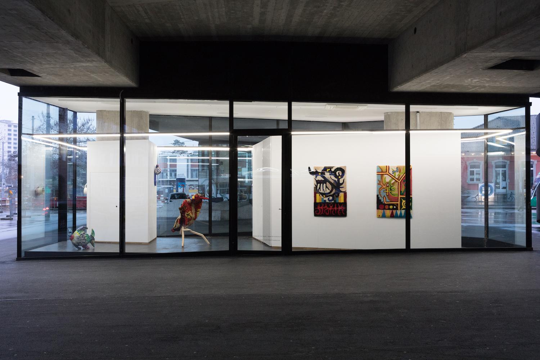 VITRINE, Basel
