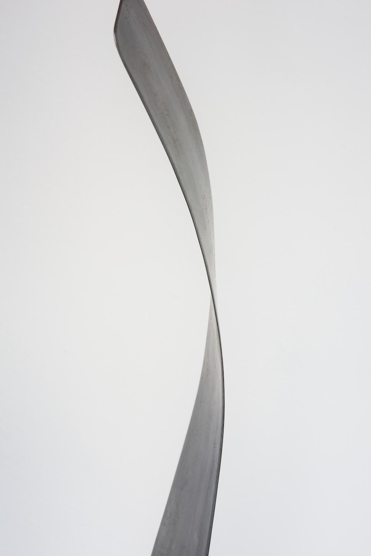Tarek Lakhrissi, BETRAYING NORMS (detail), 2021. Steel and steel chains. 69 x 42 x 42 cm. Photographer: Jonathan Bassett.