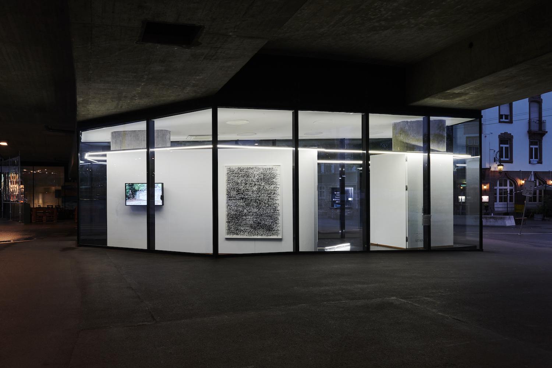 Along A Long So Long, installation view, 2021. VITRINE, Basel. Photographer: Nici Jost.