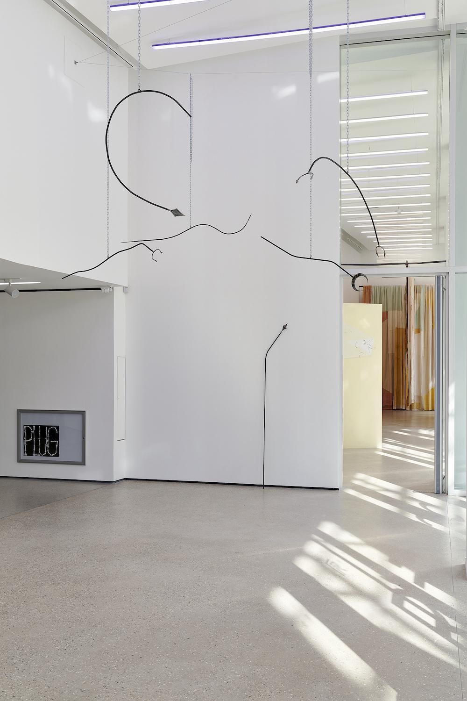 Tarek Lakhrissi, Bonaventure (Trafiquer les mondes), 2021. Installation view. Fondation Pernod Ricard, Paris, FR. Photographer: Thomas Lannes.
