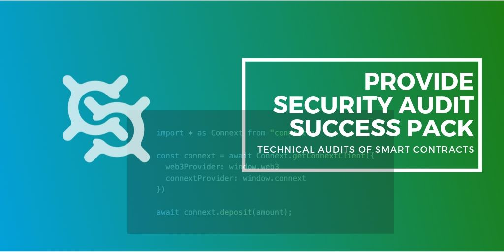 Provide Technologies Blockchain Security Audit for Connext v2