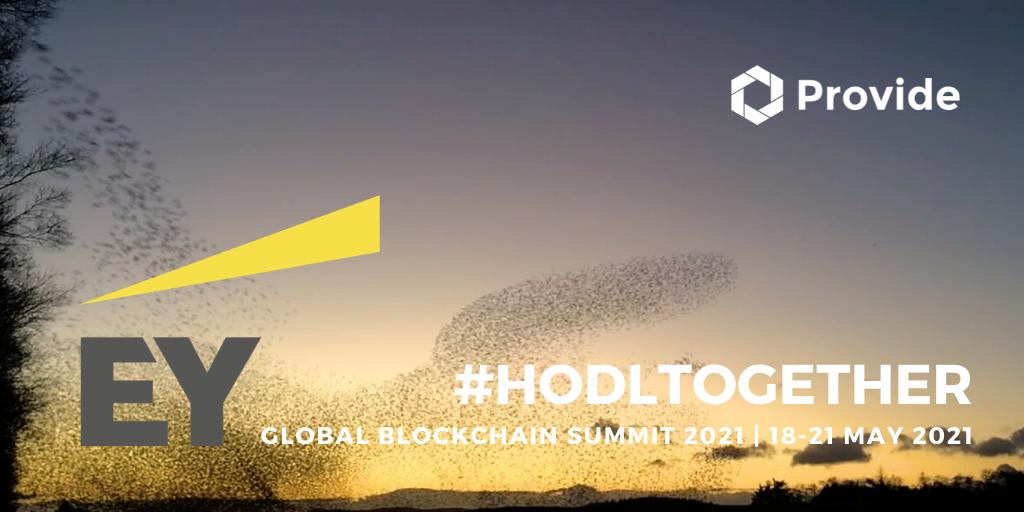 EY Global Blockchain Summit 2021: The Era of Industrial Ecosystems