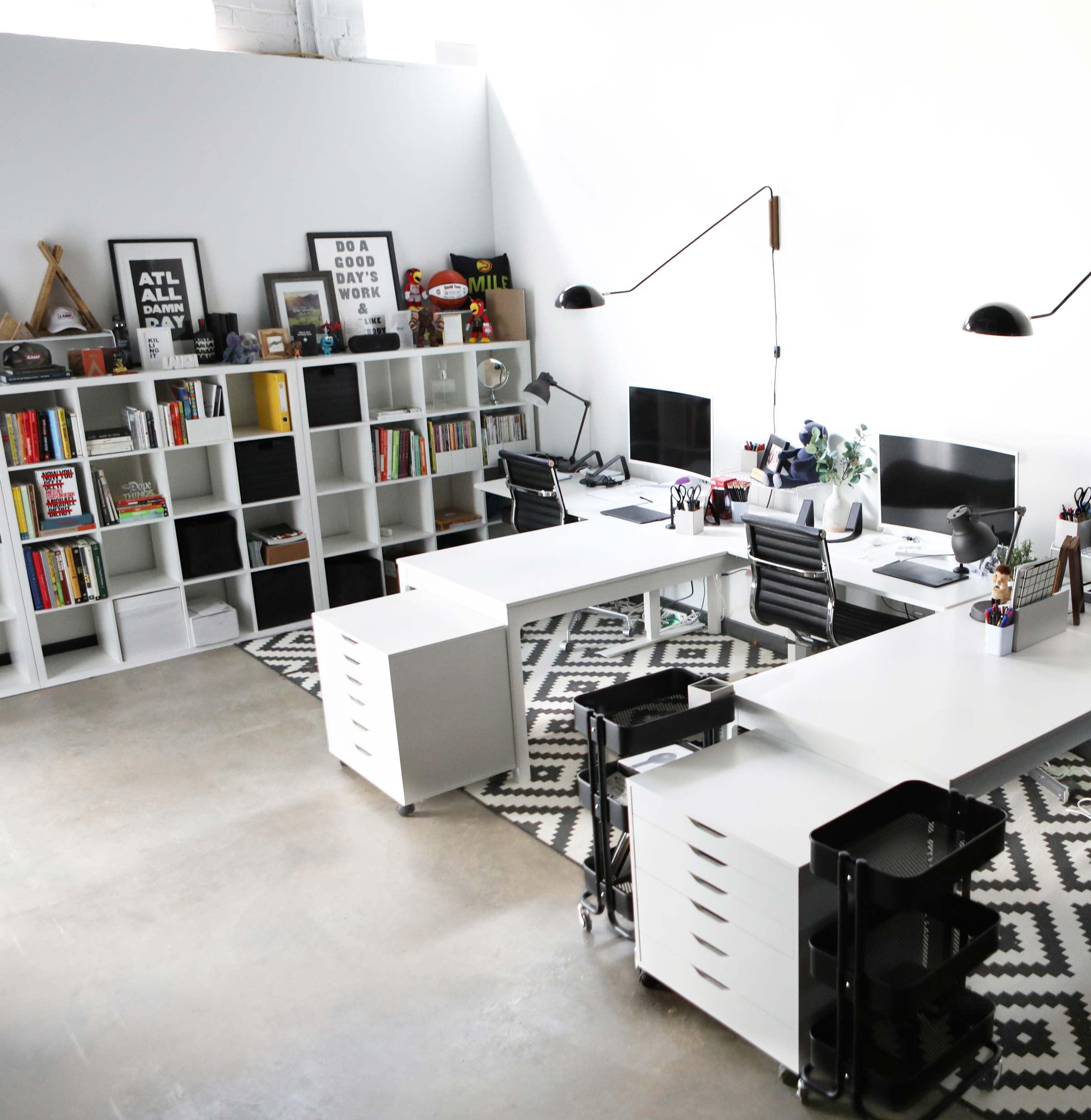Tantrum Work space