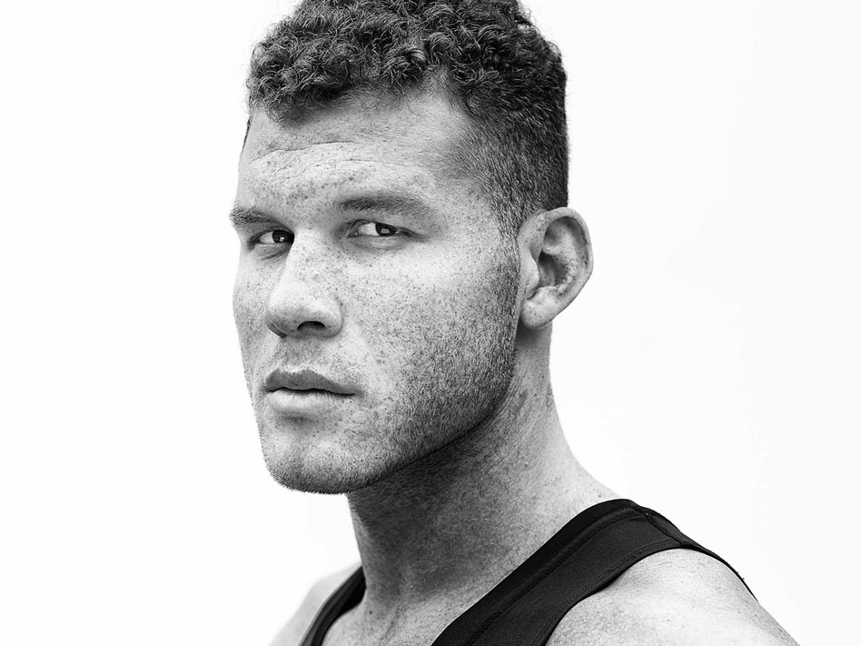 Blake Griffin ARC Cover