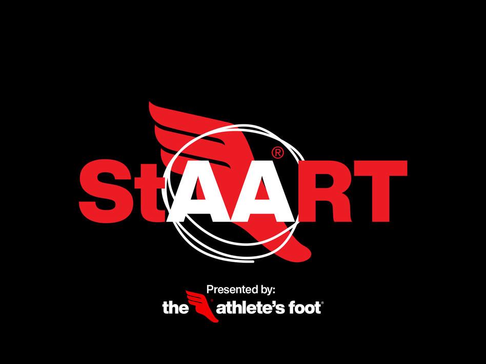 StAART Logo by Tantrum Agency