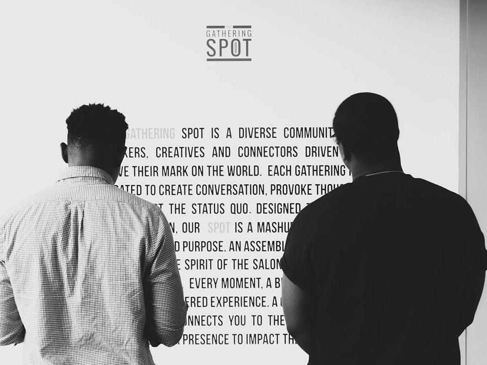 The Gathering Spot Tantrum Agency