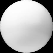 3D Image White Sphere