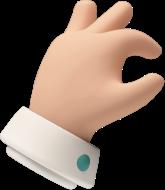 3D Image Hand
