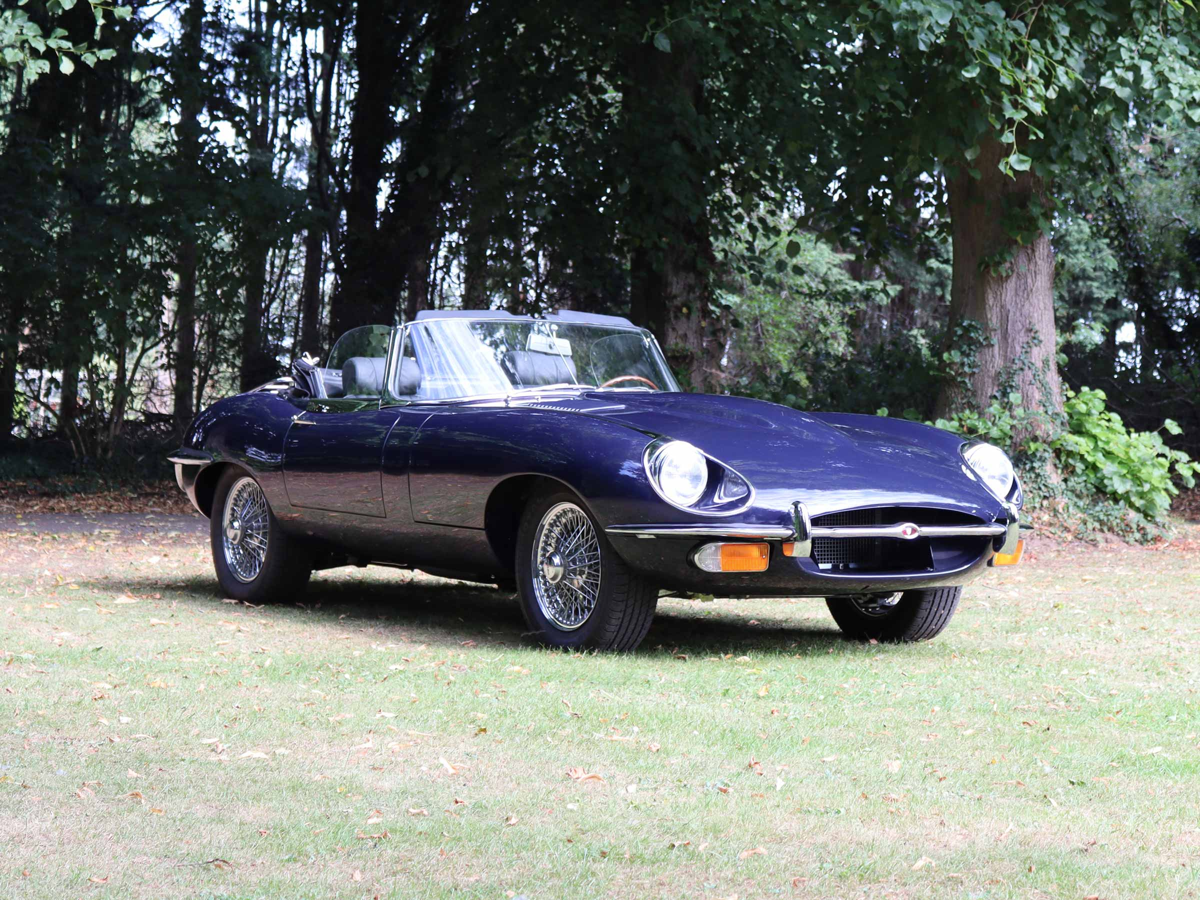 Jaguar E-Type Series 2