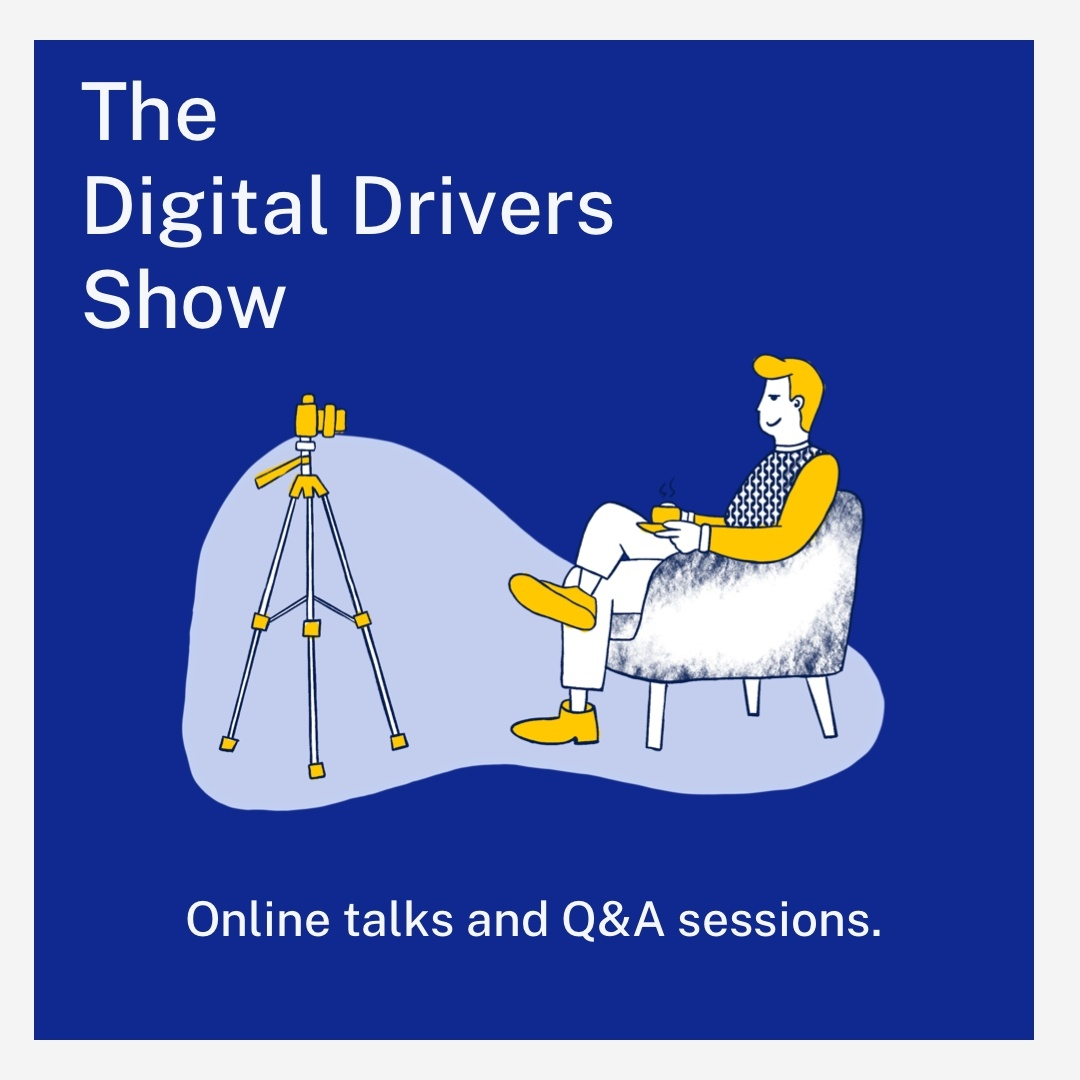 The Digital Drivers Show